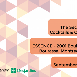 The Second Edition of Cocktails & Conversation