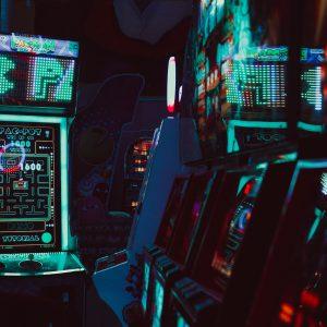 dark arcade