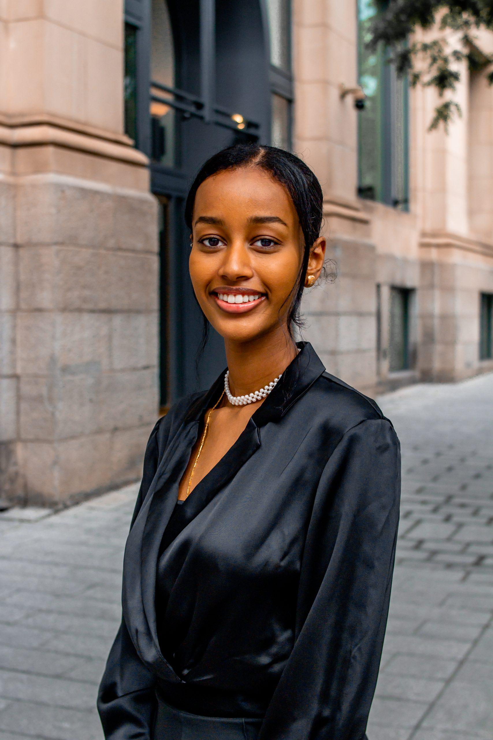 Naomi Abraha